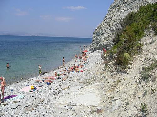 Кемпинг в поселке Лермонтово «Енот» на черном море (автокемпинг)