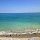 Пляжи Шепси – «Центральный», «Солнышко»: фото