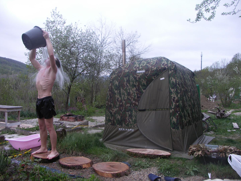 Кемпинг на черном море - Будь здоров