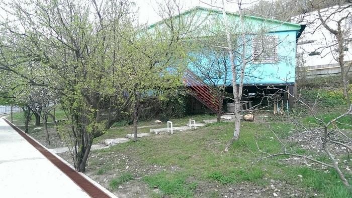 Кемпинг на черном море «Небуг»