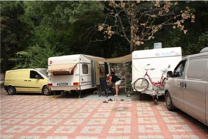 Кемпинг «Поляна сказок» в Крыму