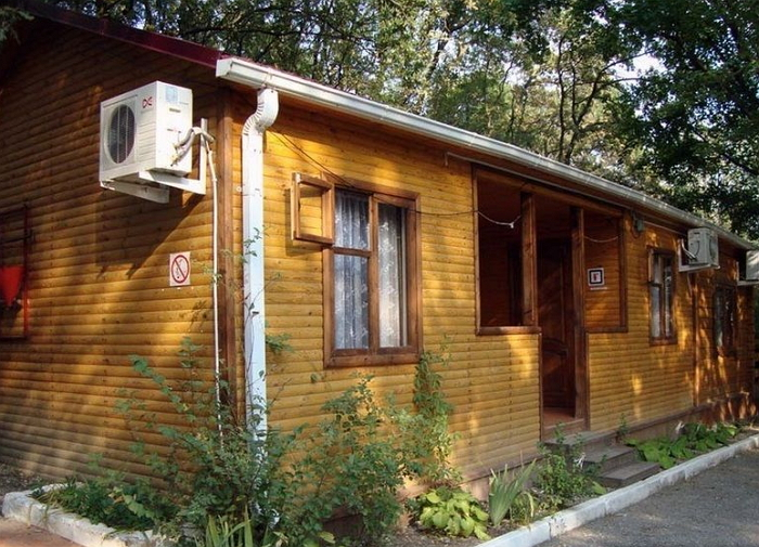 База отдыха «Лесник», Краснодарский край