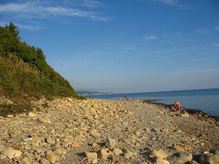 Нудистские пляж туапсе фото