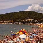Пляжи Джубги 1