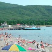 Пляжи Кабардинки: «Центральный», детские, пансионатов