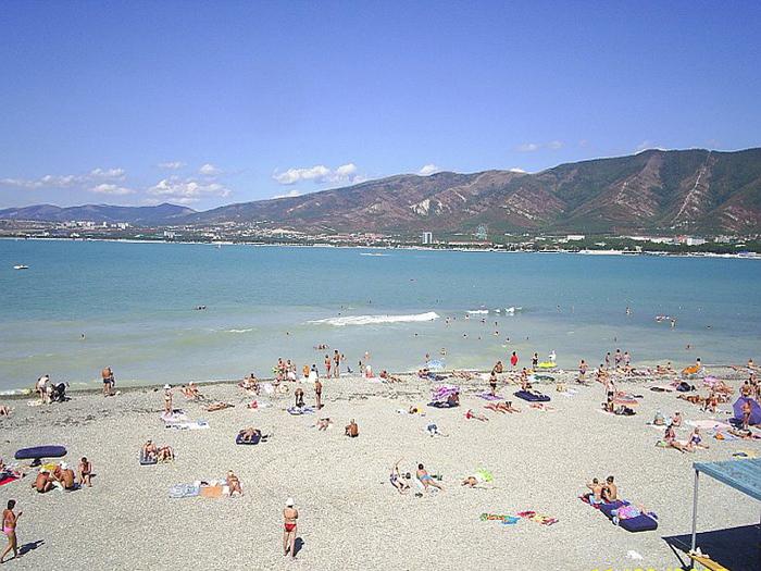 Пляжи Туапсе «ВЕСНА»