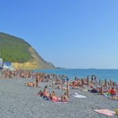 Пляжи поселка Сукко – «Центральный», «Варваровская щель»: фото