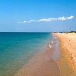 Пляжи станицы Благовещенская