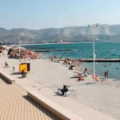 Пляжи Новороссийска: «Центральный», «Нептун», «Адмирала Серебрякова»