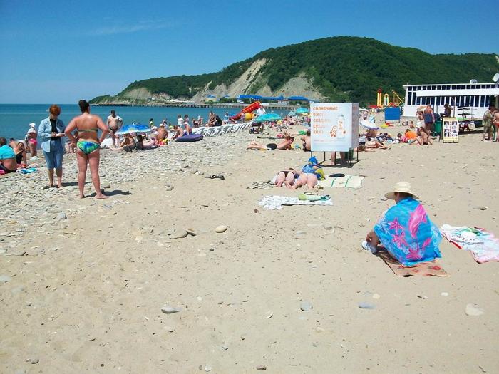 Лермонтово пляжи фото отзывы