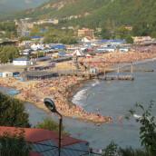 Пляжи Архипо-Осиповка – «Центральный», «Норникель»: фото, отзывы