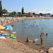 Пляжи в Мысхако – «Центральный», дикие: фото, отзывы