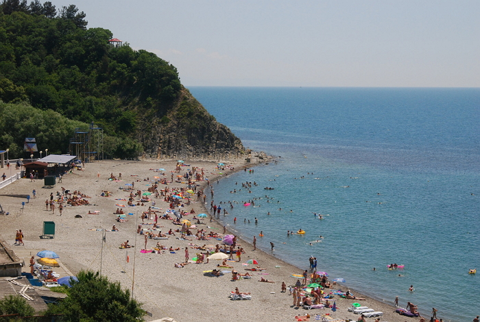 пляжи Бетты