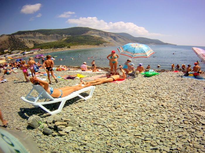 Пляжи Большого Утриша 1