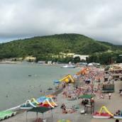 Пляжи Лермонтово: «Центральный», «Морская сказка», «Золотой берег» — фото, отзывы