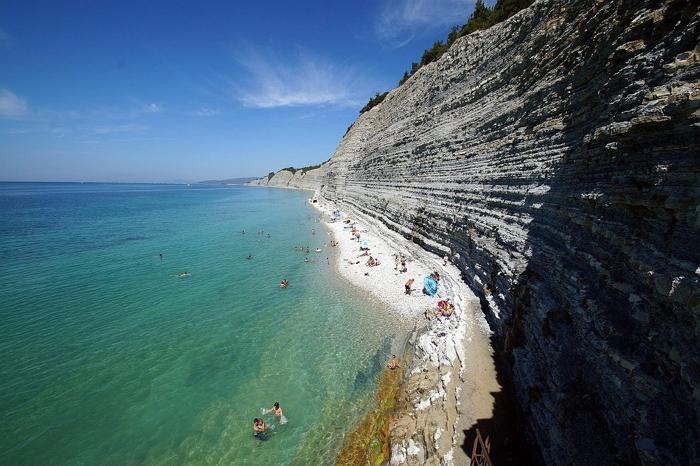 Пляж «Дикая лагуна»