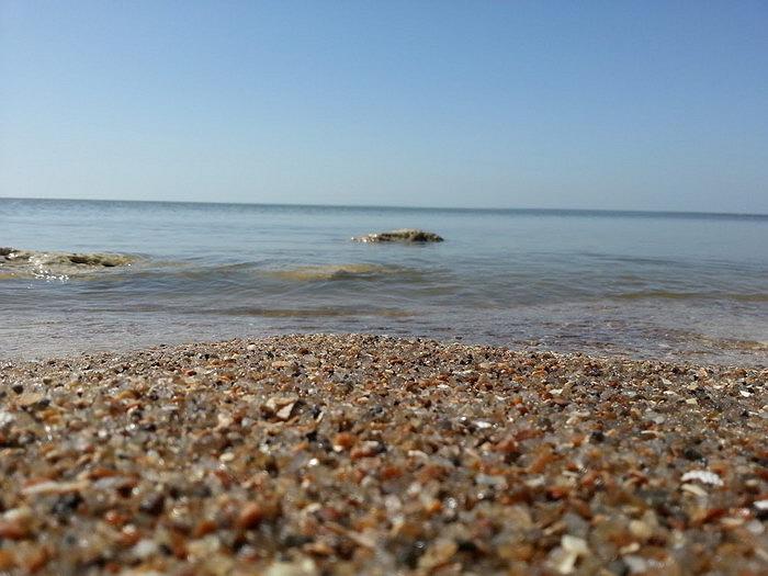 Пляж поселка Весна6