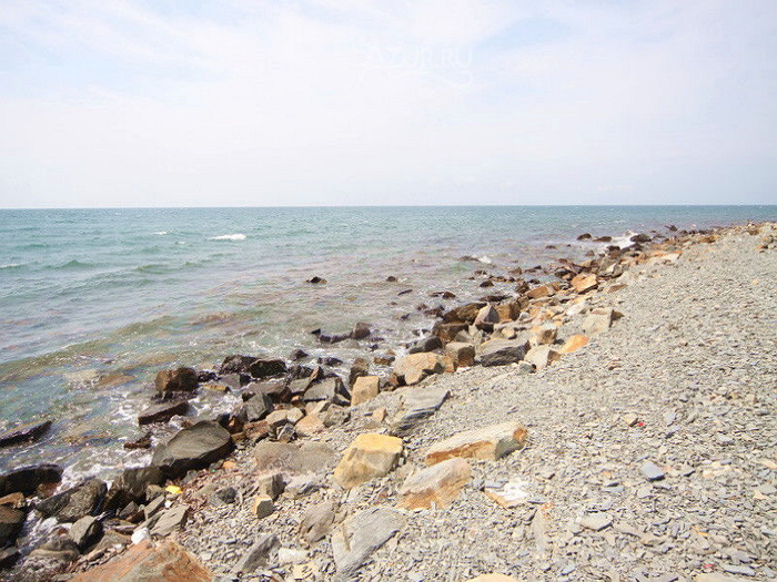 дикие пляжи Большой Утриш 1