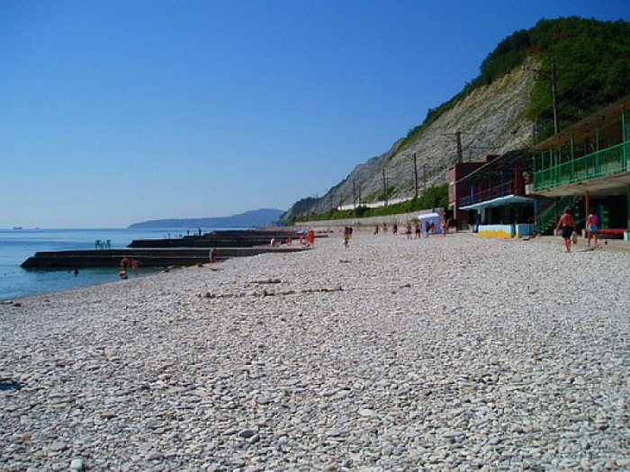 пляж зеленый огонек дедеркой