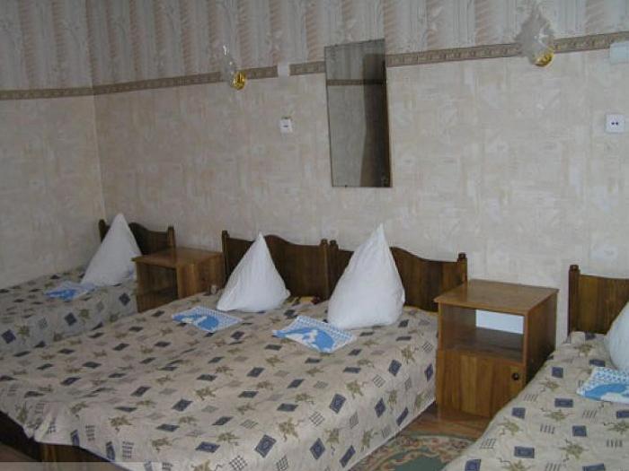 «Чайка» детский лагерь Алушта 2
