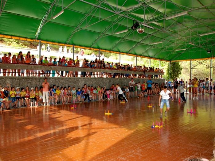 «Чайка» детский лагерь Алушта 5