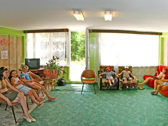 «Чайка» детский лагерь Алушта 7