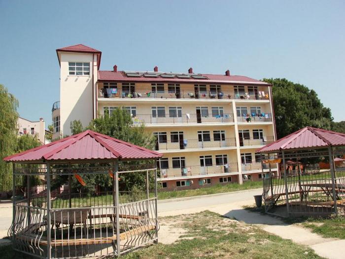 Лагерь «Энергетик» в Анапе 4