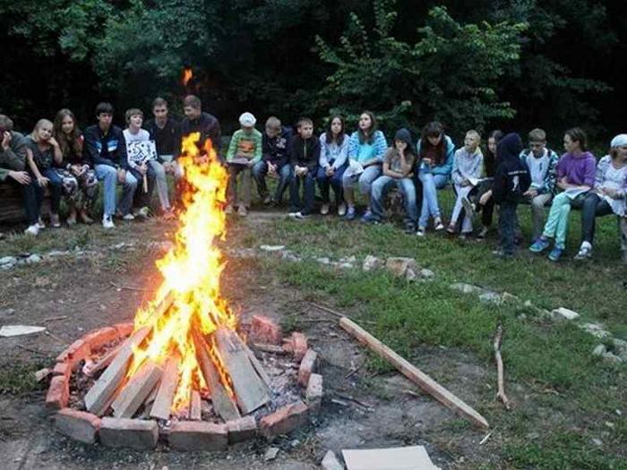 Лагерь «Энергетик» в Анапе 8