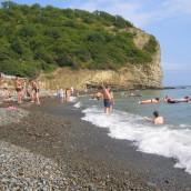 Пляжи Дюрсо – «Центральный», санаторные, дикие: фото, отзывы