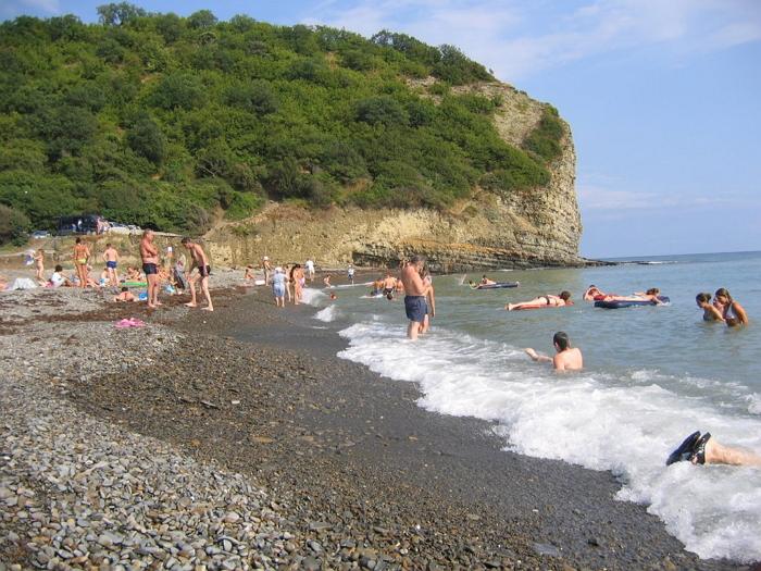 Пляжи Дюрсо 1