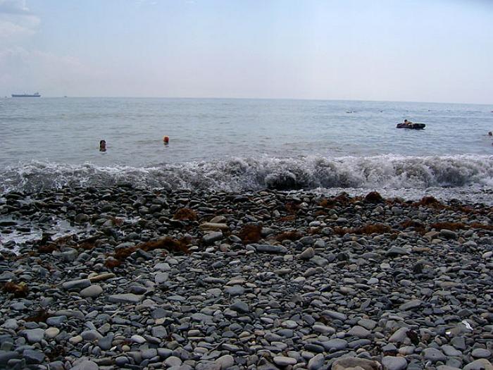 Пляжи в Южной Озереевке 11