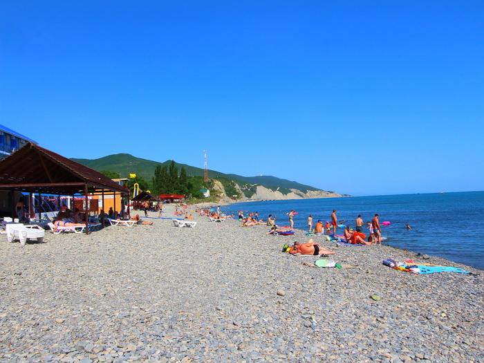 Пляжи в Южной Озереевке 4