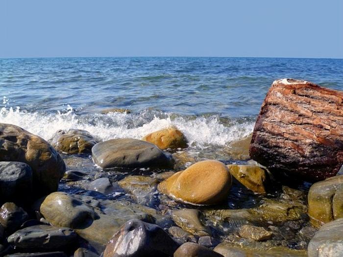 Пляжи в Южной Озереевке 6