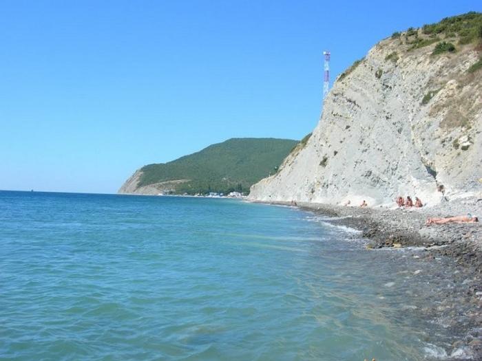 Пляжи в Южной Озереевке 7