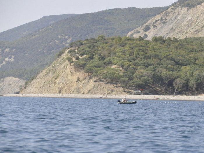 Пляж Малого Утриша 1