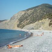 Пляж Малого Утриша – фото, отзывы