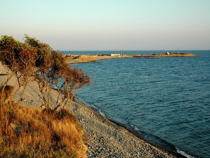 Пляж Малого Утриша 2