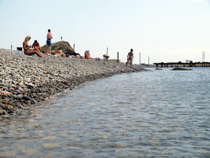 Пляж Малого Утриша 3