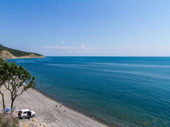 Пляж Малого Утриша 6