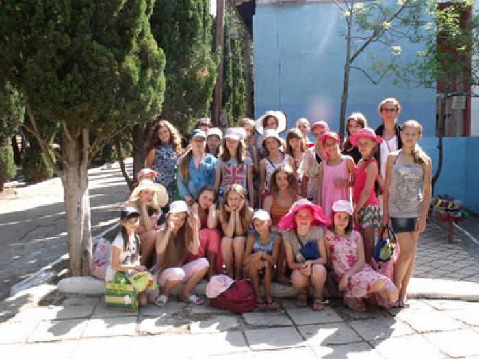 детский лагерь «Ласпи» 7