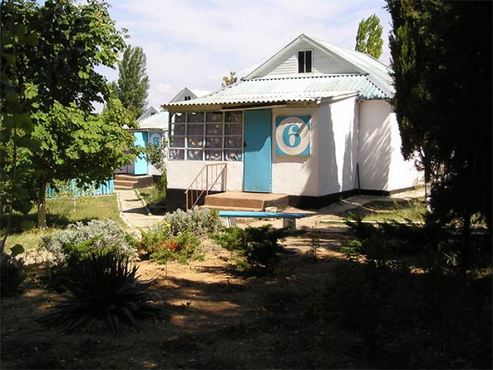 лагерь «Нахимовец»