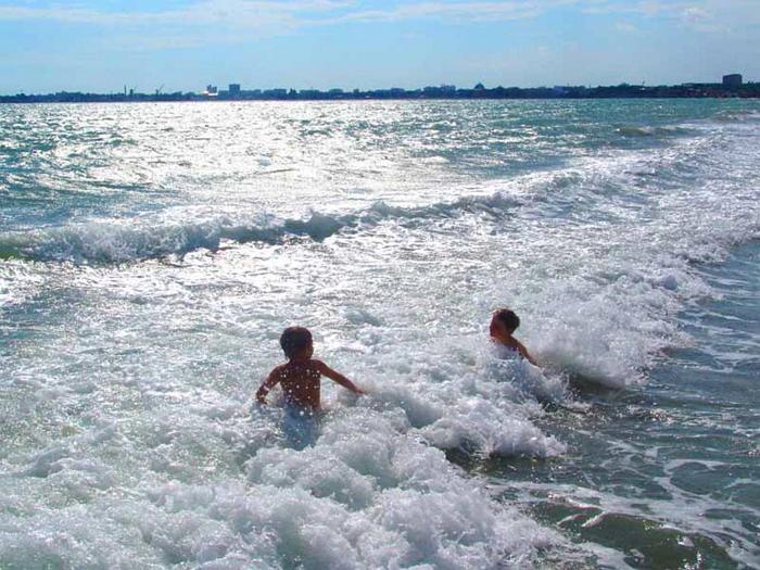 Пансионат в Оленевке – «Морской рай»4
