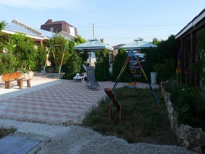 Пансионат в Оленевке – «Морской рай»9