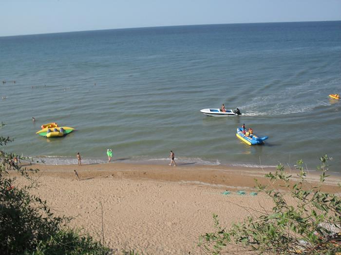 «Гагаринский» пляж