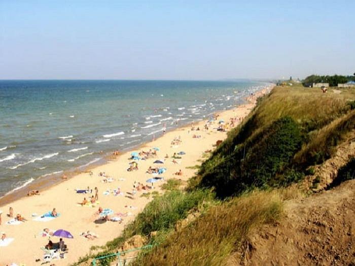 Дикие пляжи Кучугр
