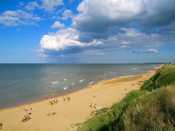 Дикие пляжи Кучугр1