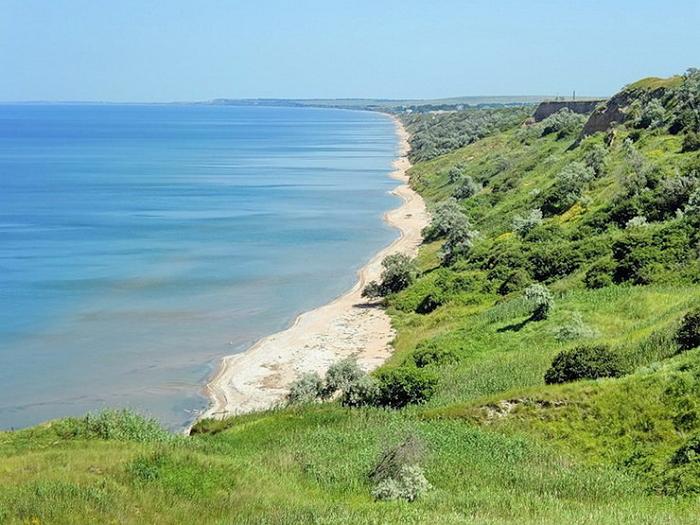 Дикие пляжи Кучугр3