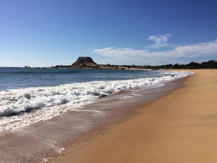 Пляжи в Тамани