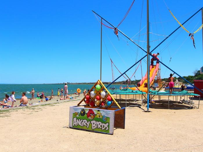 Пляж «Старая пристань»