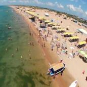 Пляжи Витязево – Центральный, «Жемчужина России»: фото, отзывы